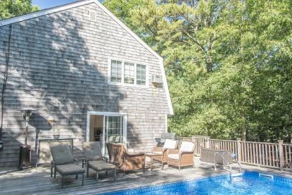Beautiful East Hampton Escape, Heated Pool - Image 1 - East Hampton - rentals