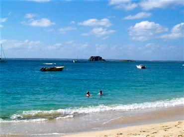 Creole Rock, 3 BR, beachfront, Grand Case, Calmos - Image 1 - Grand Case - rentals
