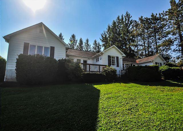 Exterior - Hickory Ridge - Swanton - rentals