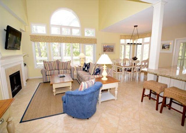 7636 Huntington - 5 Bedrooms and ALL new kitchen - Book NOW! - Image 1 - Hilton Head - rentals