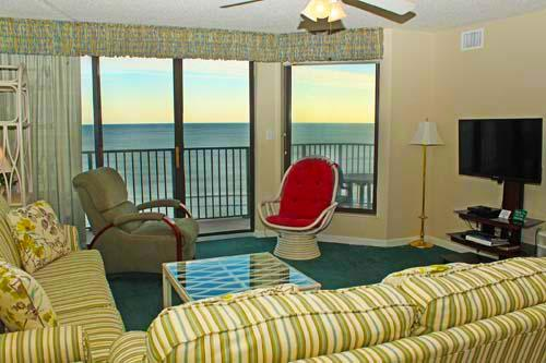 Building - Beach Club III - 6B - North Myrtle Beach - rentals