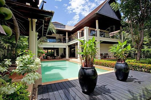 Maan Tawan Villa - Image 1 - Thalang - rentals