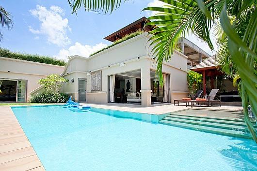 Diamond Villa 3Bed No.248 - Image 1 - Thalang - rentals