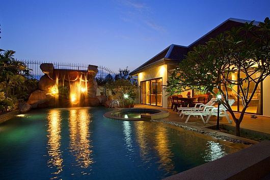 Namtok Villa - Image 1 - Bang Lamung - rentals