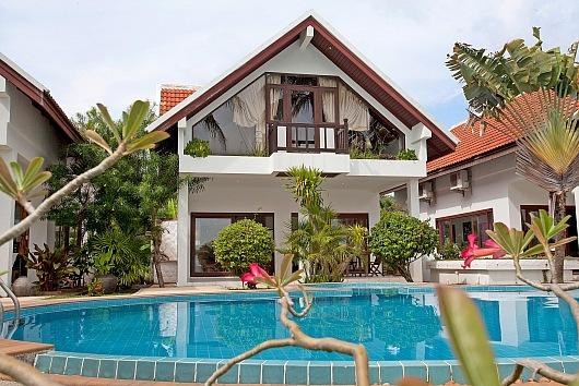 Laem Sor Beachfront Villa B - Image 1 - Koh Samui - rentals