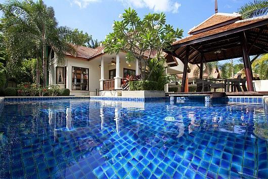 Aquamarine Villa - Image 1 - Jomtien Beach - rentals