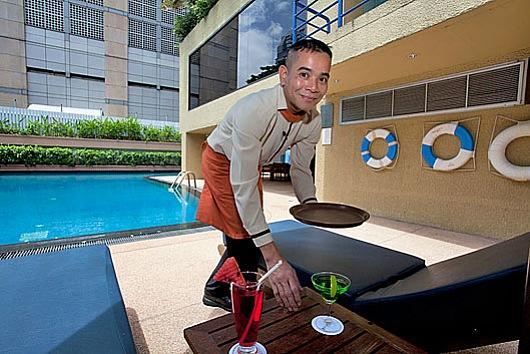 Sala Daeng Designer Suite Room 606 - Image 1 - Bangkok - rentals