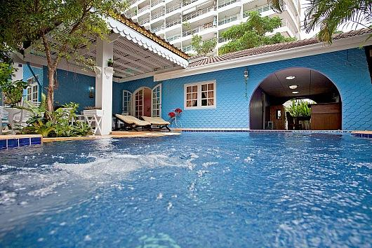 Jomtien Paradise Villa - Image 1 - Jomtien Beach - rentals