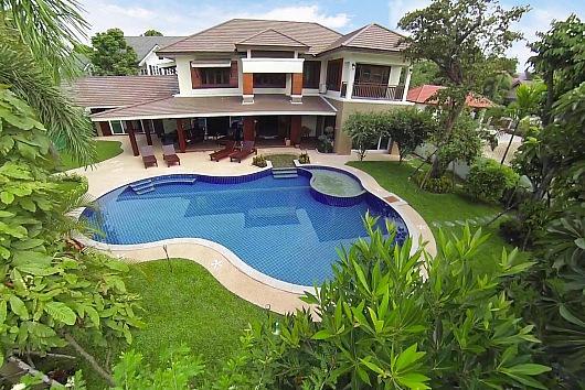 Lanna Karuehaad Villa - Image 1 - San Phi Suea - rentals