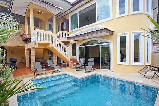 Villa Patiharn 7Bed - Image 1 - Bang Lamung - rentals