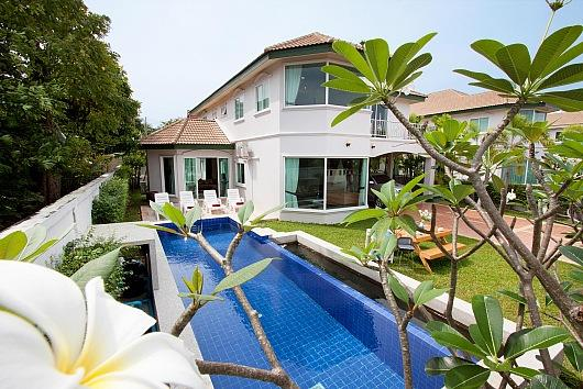 Wonder Villa A - Image 1 - Pattaya - rentals