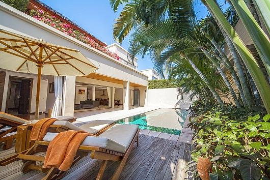 Diamond Villa 3B No.201 - 3 Bed - Rooftop Lounging and Sun Deck - Image 1 - Cherngtalay - rentals