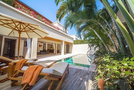 Diamond Villa 3B No.201 - 3 Bed - Rooftop Lounging and Sun Deck - Image 1 - Cherngtalay - rentals