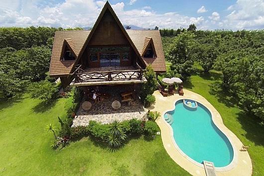 Villa Doi Luang Reserve - Image 1 - Chiang Dao - rentals