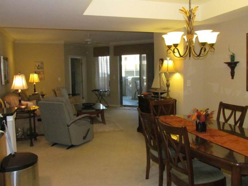 Spectacular Royale Palms Vacation Rental with Terrace and Pool - Image 1 - Myrtle Beach - rentals
