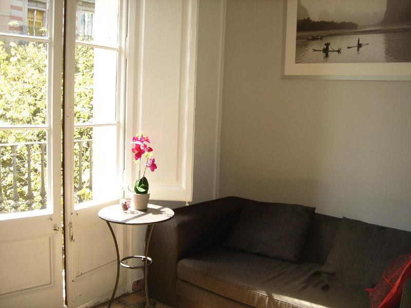 CENTRAL APARTMENT IN BARCELONA - Image 1 - Barcelona - rentals
