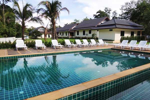 Two Bedroom Ao Nang Villa in New Resort with Pool - Image 1 - Ao Nang - rentals