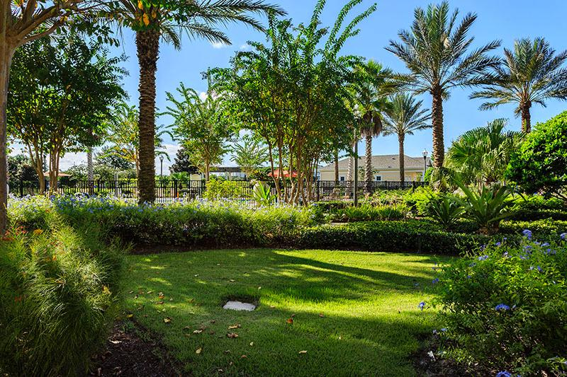 View from patio to pool - Luxury 3 bedroom condo near Disney - Kissimmee - rentals
