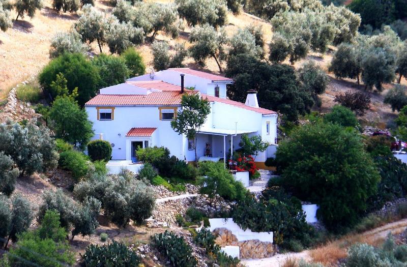front view - Casa Con Guino - House with a Wink - Fuentes de Cesna - rentals