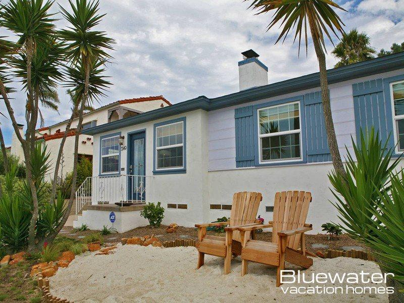Bungalow on the Bay - Mission Bay View Home - Image 1 - Pacific Beach - rentals