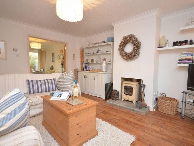 Lounge with cosy fire - SLEN8 - Old Hunstanton - rentals