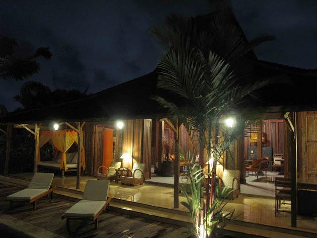 Joglo Villa 4 Bedrooms With Big Pool, Seminyak - Image 1 - Denpasar - rentals