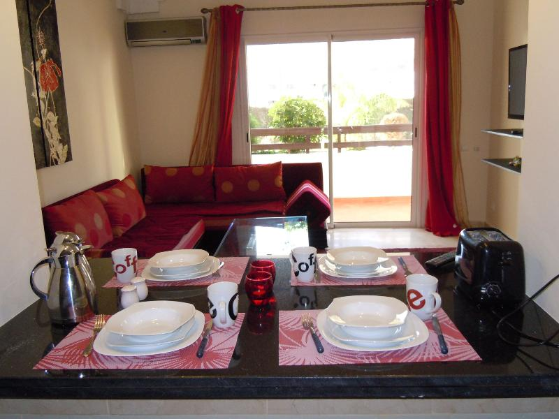 Sunset Apartment at Marina Agadir - Image 1 - Agadir - rentals