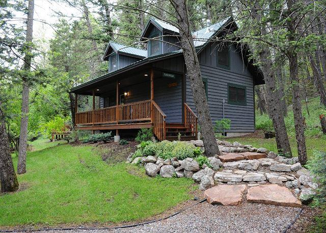 Big River Lodge - Firehole Cabin - Image 1 - Gallatin Gateway - rentals