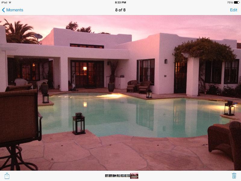 Beautiful outdoor living - La Jolla Dream vacation villa with  Pool & Stunning 270 degree Ocean and City Views - La Jolla - rentals