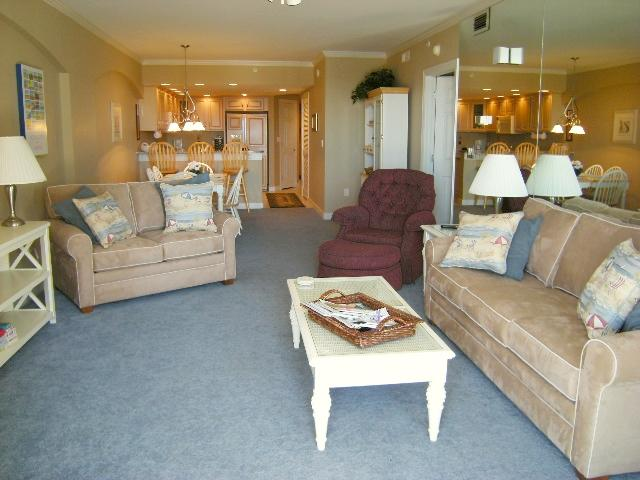 Adagio 407 (Side) - Image 1 - Ocean City - rentals