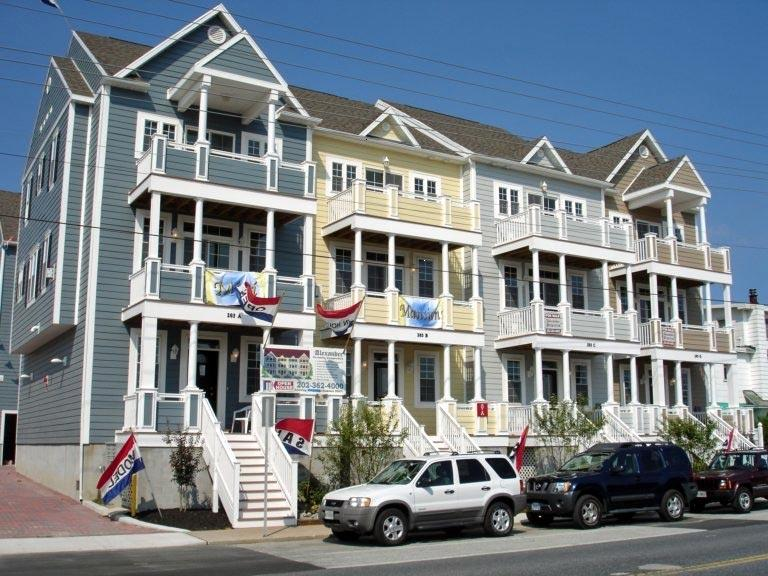 Alexander Townhouse 203B - Image 1 - Ocean City - rentals