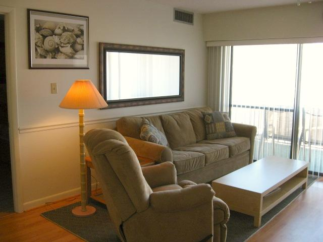 Bluewater East 803S - Image 1 - Ocean City - rentals