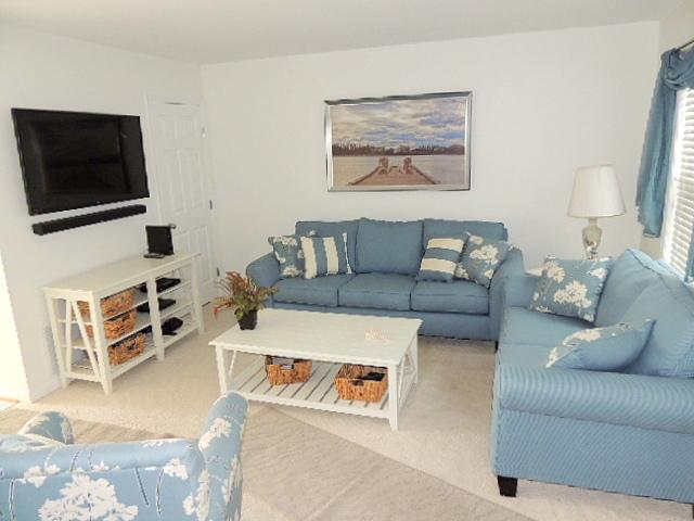 Jamestown Manse 127B - Image 1 - Ocean City - rentals