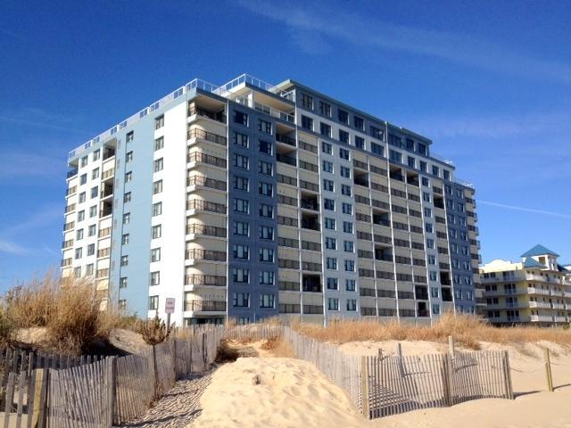 Sandpiper Dunes 809 - Image 1 - Ocean City - rentals