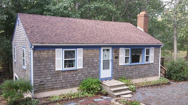 2 Bedroom Wellfleet Ranch Style Cottage (1622) - Image 1 - Wellfleet - rentals