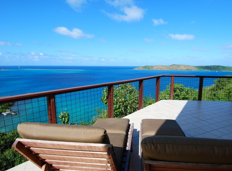 Your Secluded Hideaway w/Spectacular Views of picturesque North Sound - Villa Alizés - on Virgin Gorda's North Sound - Virgin Gorda - rentals