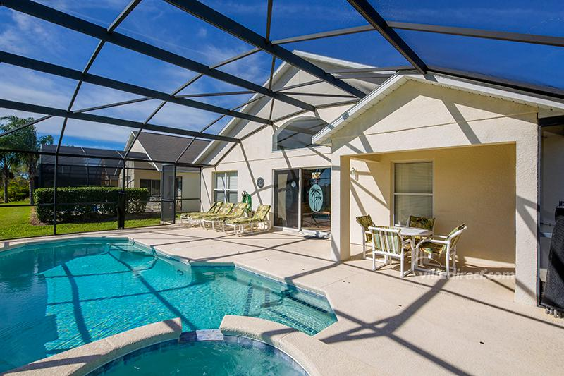 Sharing The Dream Villa - Image 1 - Four Corners - rentals