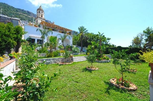 the garden - Casa Santacroce 2 - large garden, beautifuview - Praiano - rentals