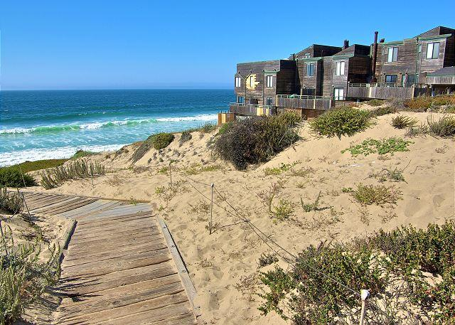 3097 Sanctuary in the Dunes ~ Ocean Front ~ City Lights ~ Romantic Sunsets ~ - Image 1 - Monterey - rentals