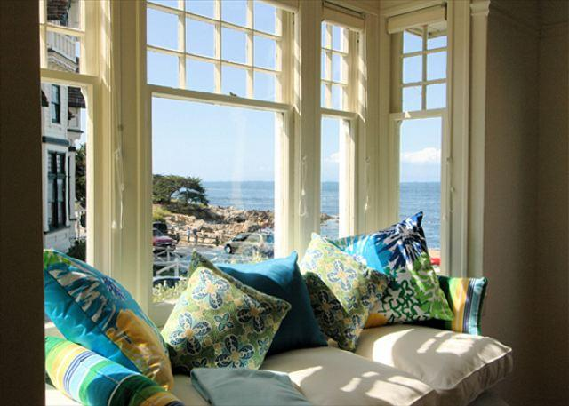 3118 Yellow House Main ~ Almost Oceanfront, Ocean Views & Sounds of the Sea - Image 1 - Pacific Grove - rentals