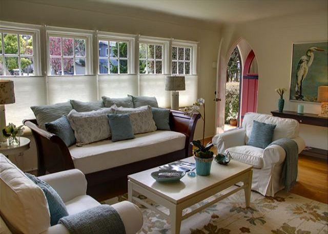 3343 The Gingerbread House ~ Spring Specials ~ Plush Beds & Luxury Linens - Image 1 - Pacific Grove - rentals
