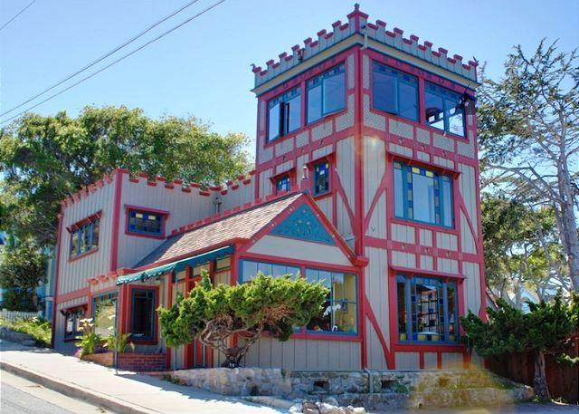 3573 Captain's Castle ~ Spring Special ~ Historic, Stunning Ocean Views - Image 1 - Pacific Grove - rentals