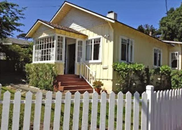 3584 Yellow Cottage by the Sea ~ Cute & Cozy & Save $50 Per Night for June! - Image 1 - Pacific Grove - rentals