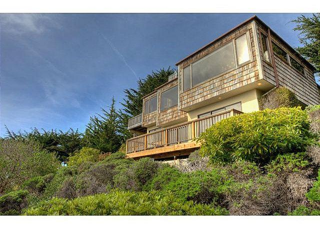 3588 Nirvana By The Sea ~ Ocean Views from Every Room, Sounds of the Sea - Image 1 - Carmel Highlands - rentals