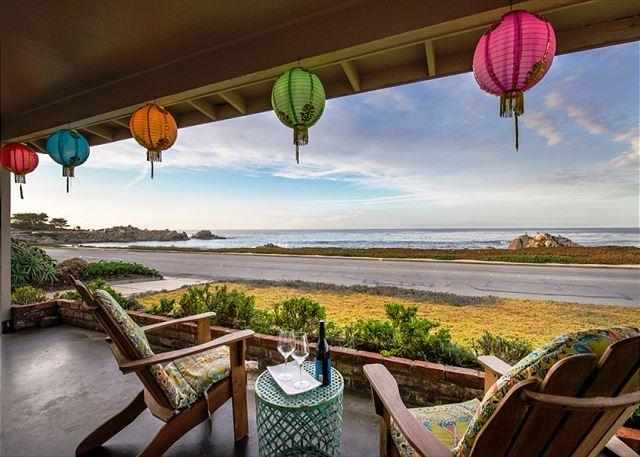 3602 Seadance ~ Spring Specials ~ Oceanfront with Stunning Ocean Views - Image 1 - Pacific Grove - rentals