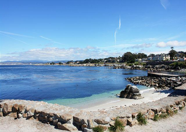 3616 Mermaid House ~ Ocean View, Steps to the Beach & Park & Walking Trail - Image 1 - Pacific Grove - rentals