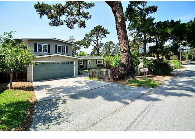 3648 Seaside Sanctuary in the Pines ~ Walk to the Beach, Luxury Beds & Decor - Image 1 - Pacific Grove - rentals