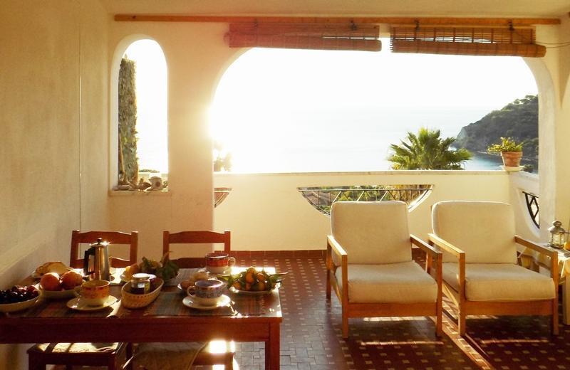 Veranda - Tropea - Capo Vaticano 350 Mt From The Sea - Capo Vaticano - rentals