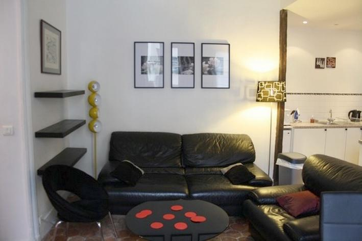 1BR apartment in Marais for your Holidays #1261 - Image 1 - Paris - rentals