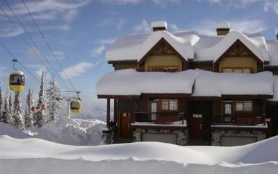 Blacksmith Lodge C - Image 1 - Big White - rentals